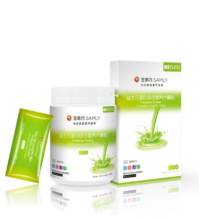 益生元蛋白综合营养代餐粉